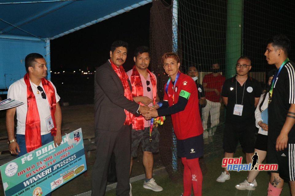 Japan: Shizuoka Guys Wins 7-A-Side Running Cup