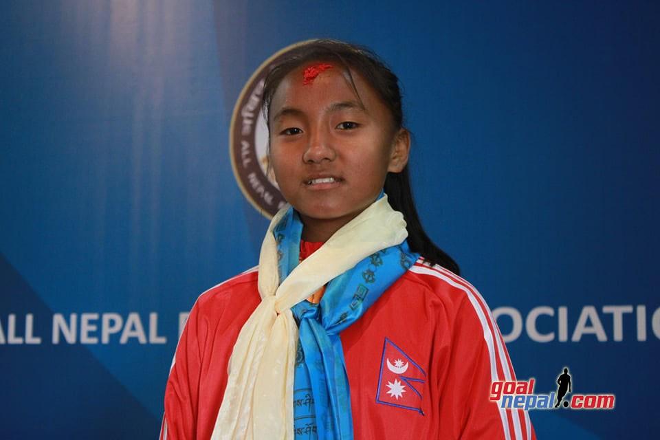 Nepal U15 Girls Team Skipper Preeti Rai: We Hope To Win The Title