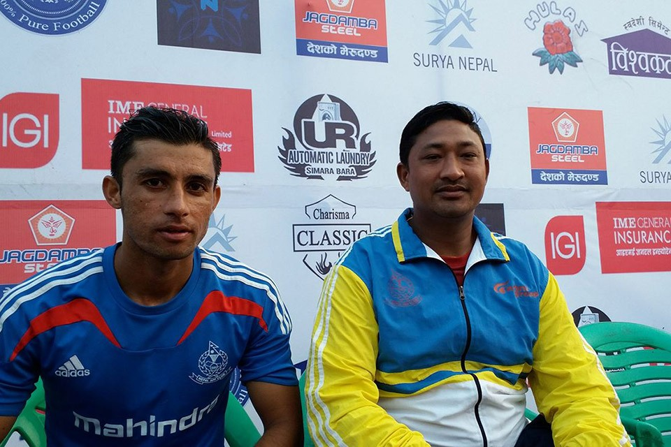 Nepal APF Coach Ratna Kaji Maharjan: Red Card Incident Happens In Football