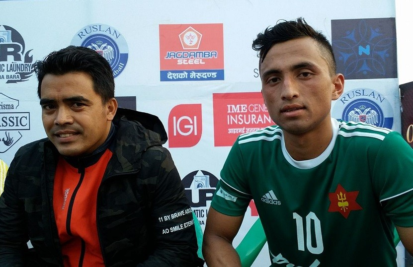 Army Coach Nabin Neupane: Professional Players Seriously Need To Follow The Rule Of The Game