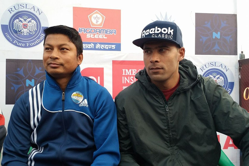 Sankata Coach Salyan Khadgi: My Players Are Tired