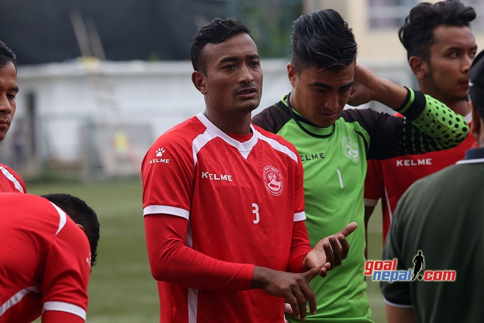 Nepal Skipper Biraj Maharjan: I Have No Plan To Retire From Football Immediately