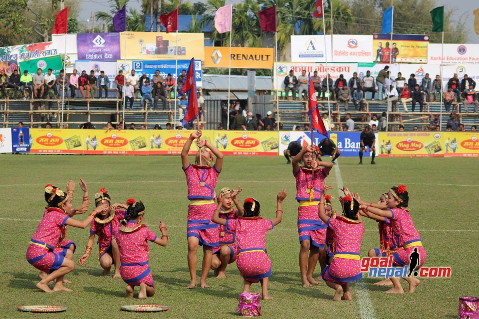 4th Jhapa Gold Cup QF: Ruslan Three Star Club Vs Nepal Police Club