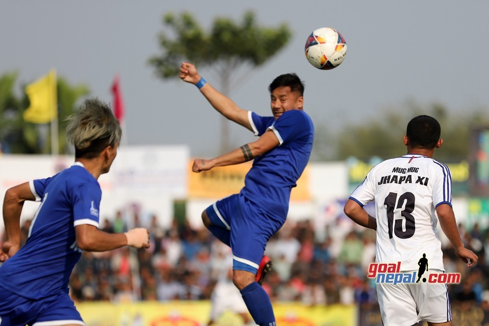 4th Jhapa Gold Cup Kicks Off; Jhapa XI Enters FINAL