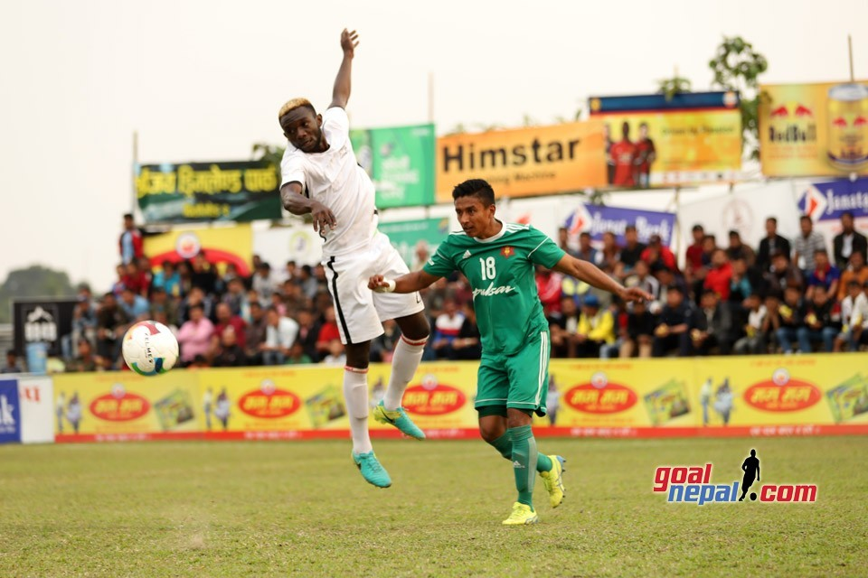 4th Jhapa Gold Cup QF: Nepal Army Enters Final