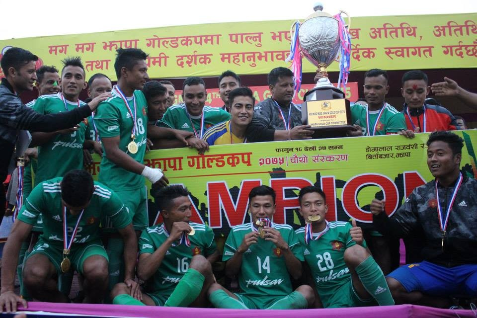 NEPAL ARMY WINS 4th JHAPA GOLD CUP | MATCH HIGHLIGHTS