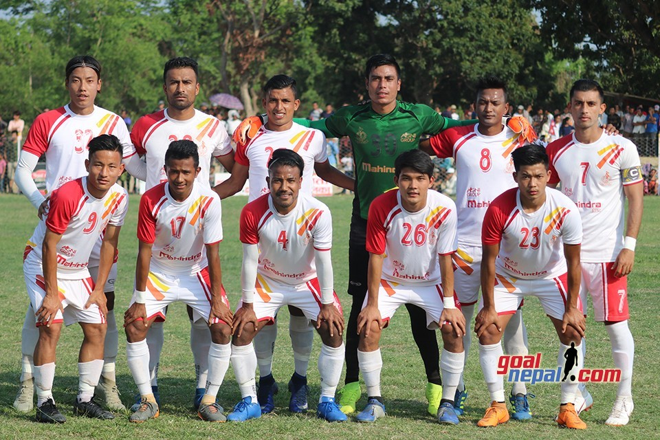 NEPAL APF Vs FAR WEST XI 4-0 | MATCH HIGHLIGHTS