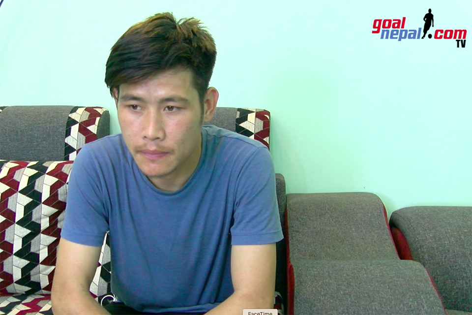 Interview With Nepal U23 Player Chirring Gurung