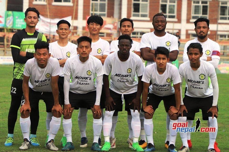 4th Mechinagar Gold Cup: Dharan FC Enters QFs