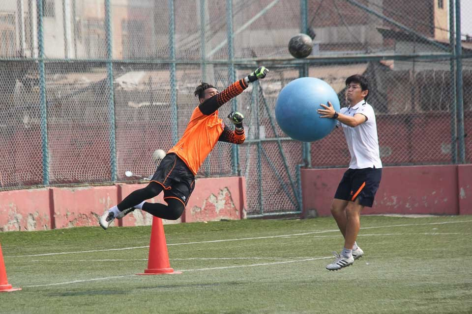 Nepal Preparing For Two International Friendly Matches