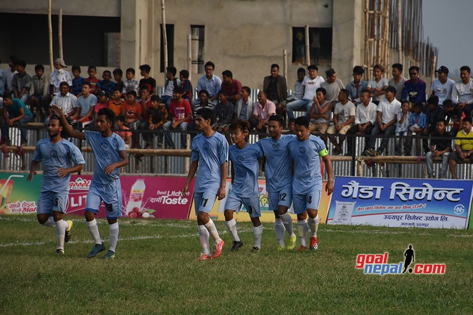6th Rumpum Udayapur Gold Cup: Morang Stuns Nepal Police - MATCH HIGHLIGHTS