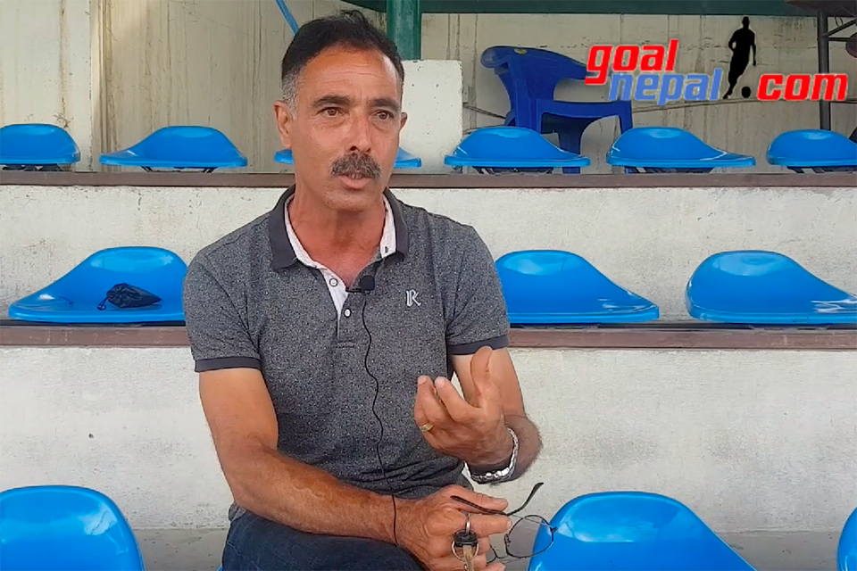 JYC President Thulo Bhai KC has clarified on the issue of player Sameer Bista & activities of the club - VIDEO