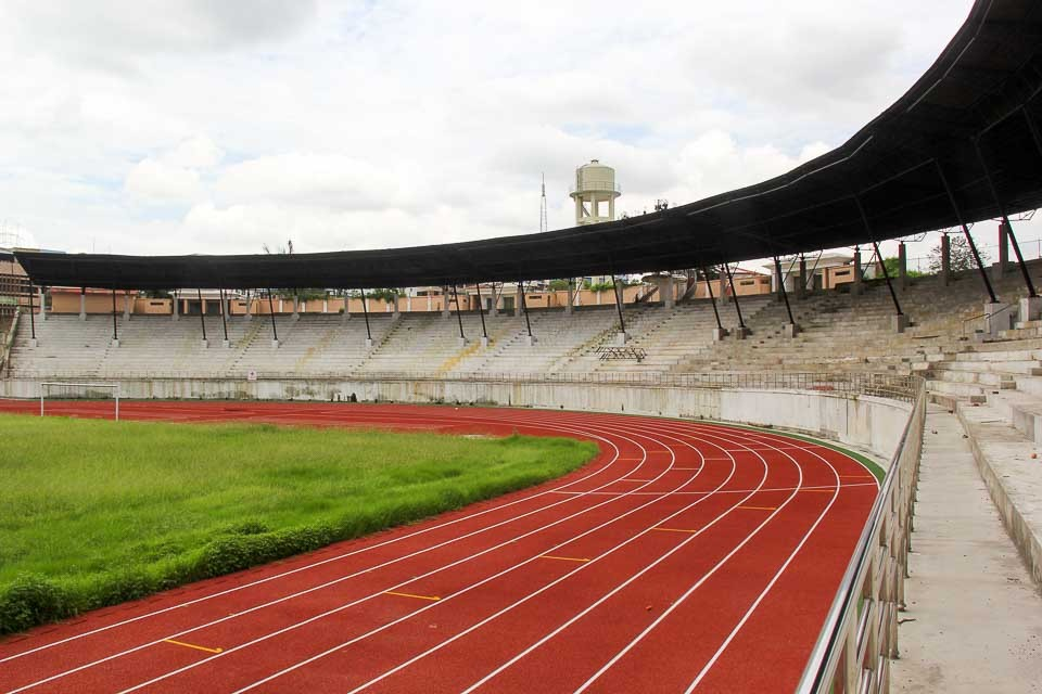 Dasharath Stadium Race Against Time For FIFA World Cup Qualifiers !