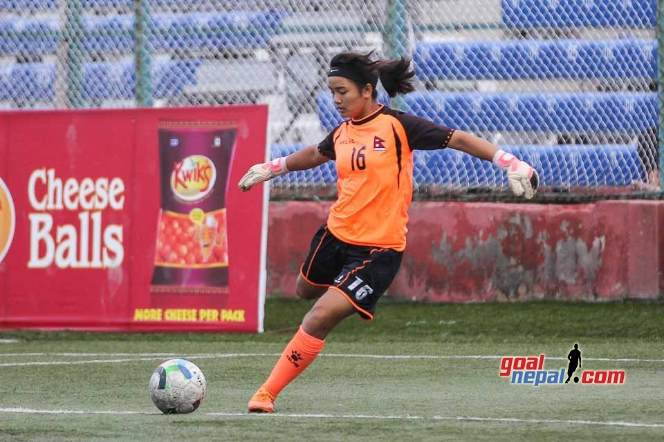 Nepal Women's Team Preparation For South Asian Games 2019