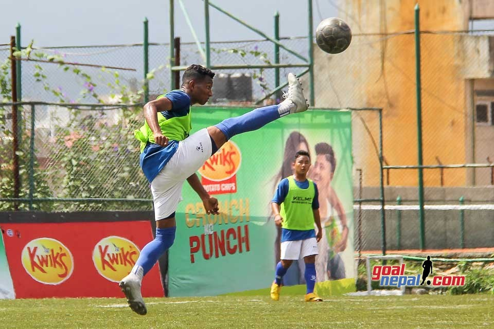 Nepal Gearing Up For Mighty Clashes In FIFA World Cup Qualifiers