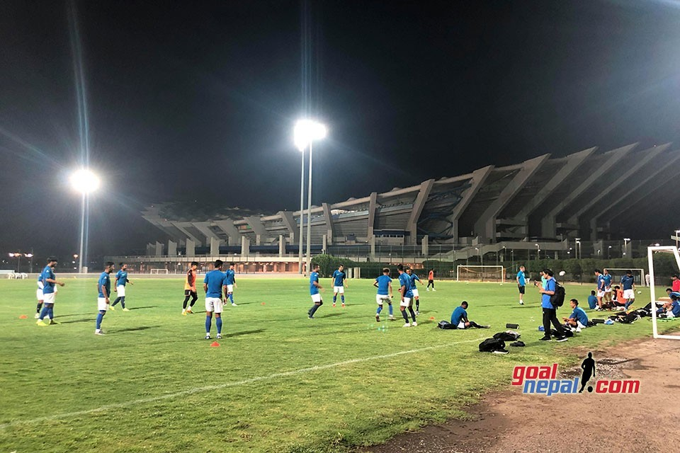 Nepal Holds First Training Session in Kuwait City