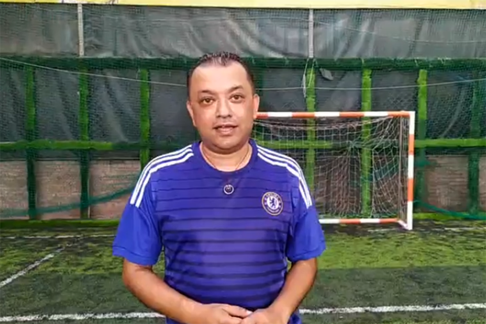 Exclusive Interview With Lawmaker Gagan Thapa About Nepalese Football