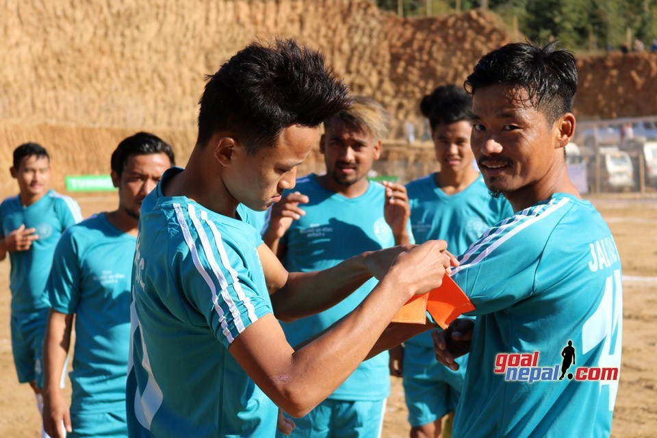 JALTHAL FC JHAPA ENTERS SFs 2nd BHAGIMAN MEMORIAL CUP