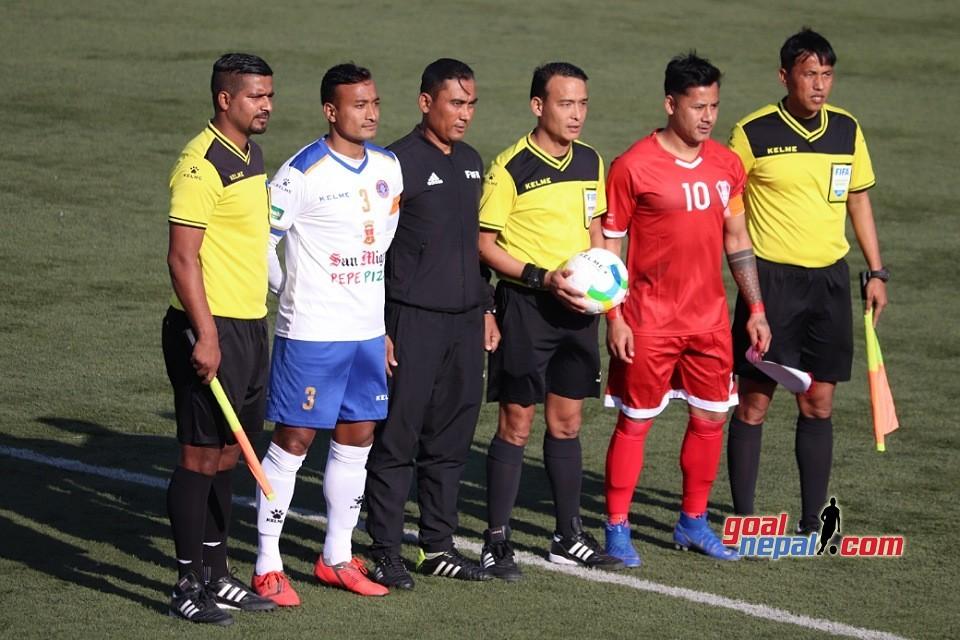 Qatar Airways Sponsors Nepal A Division League: Machhindra Vs BBC