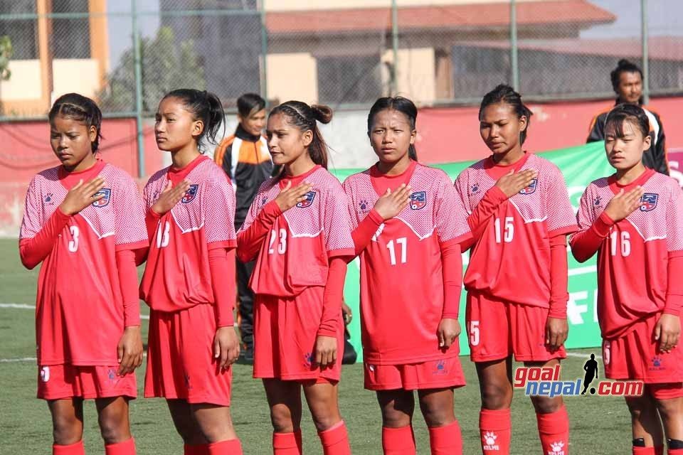 Friendly Match: Nepal U15 Girls Team Vs Bhutan U15 Girls