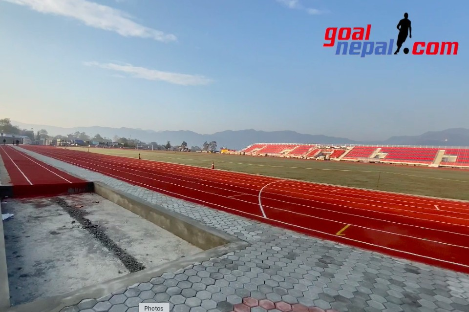 What Is Happening At Pokhara Stadium ?