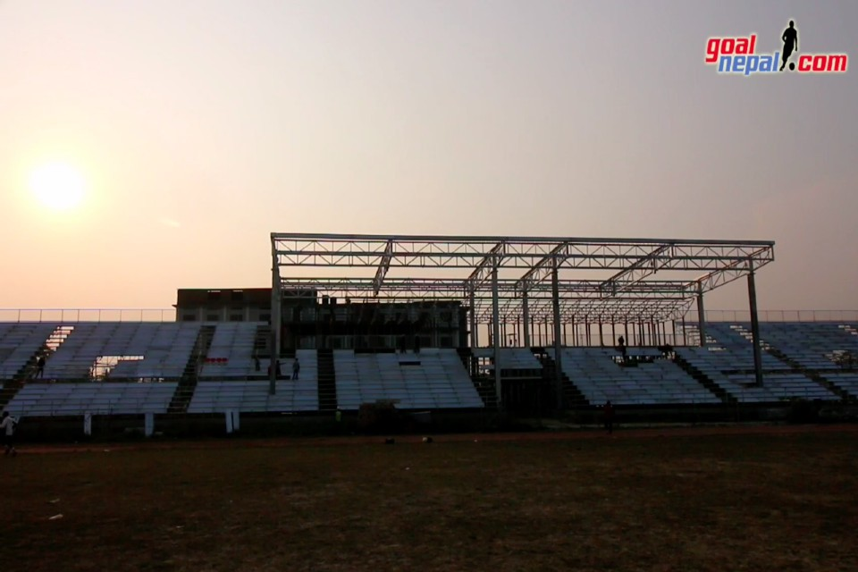 Another Stadium In Nepal !