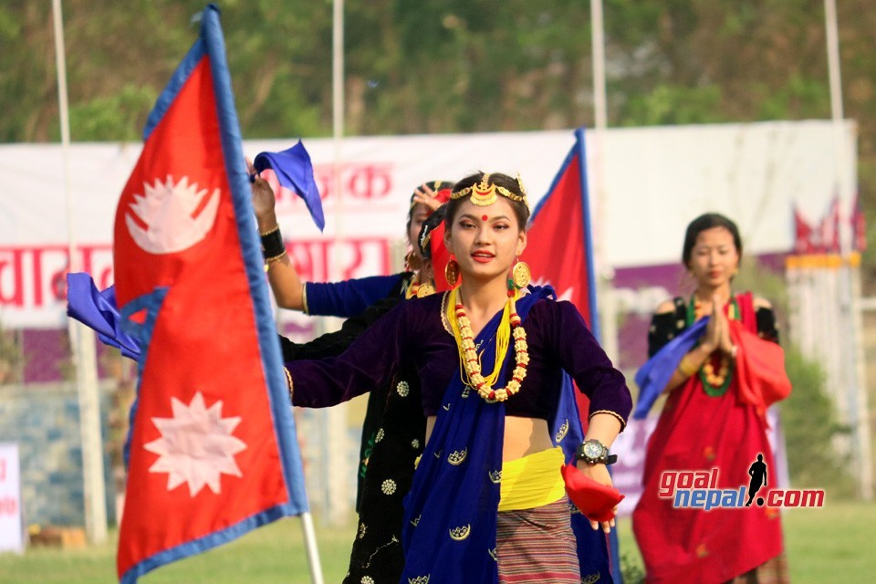 5th Rajarshi Janak Cup: Piple Youth Vs Chandragiri, Kathmandu