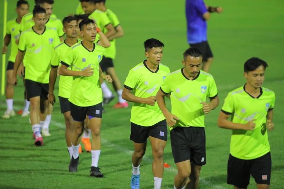 Nepal  Holds First Training Session In Basra